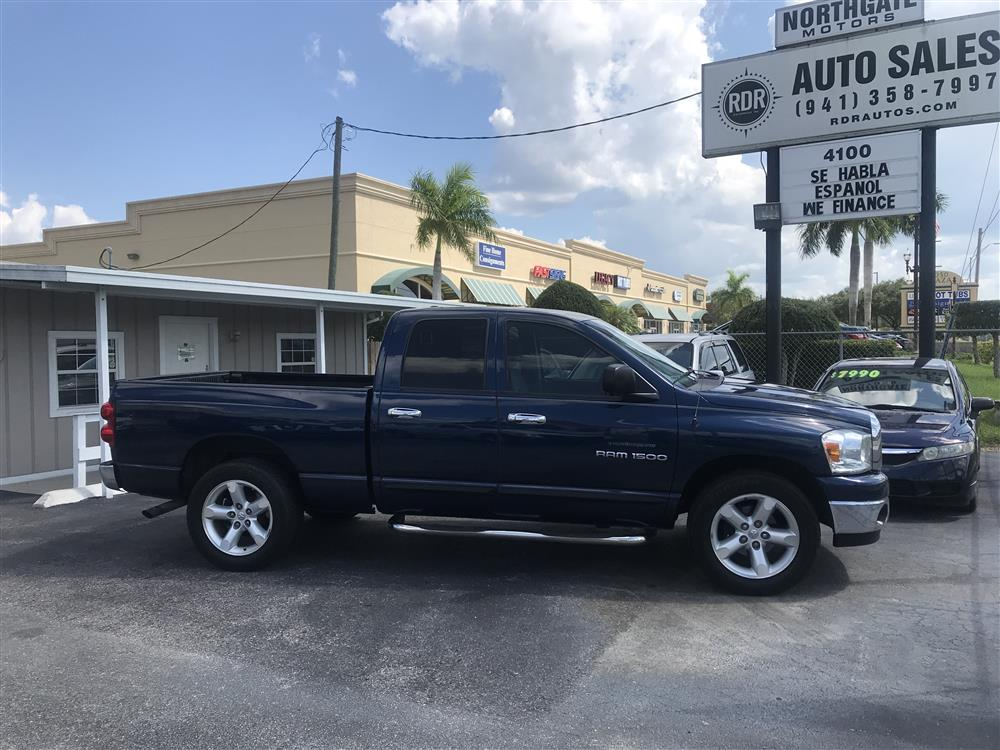 2007 Dodge Ram 500 Thunder Road Edition
