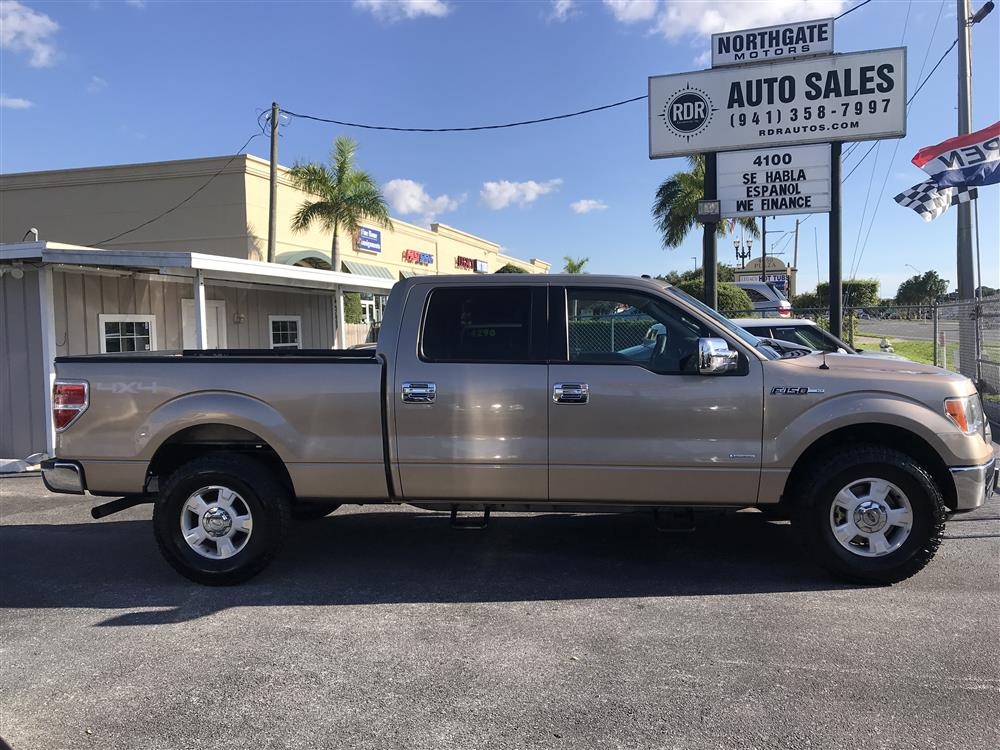 2011 Ford F 150 XLT  Ecoboost V6 Supercrew