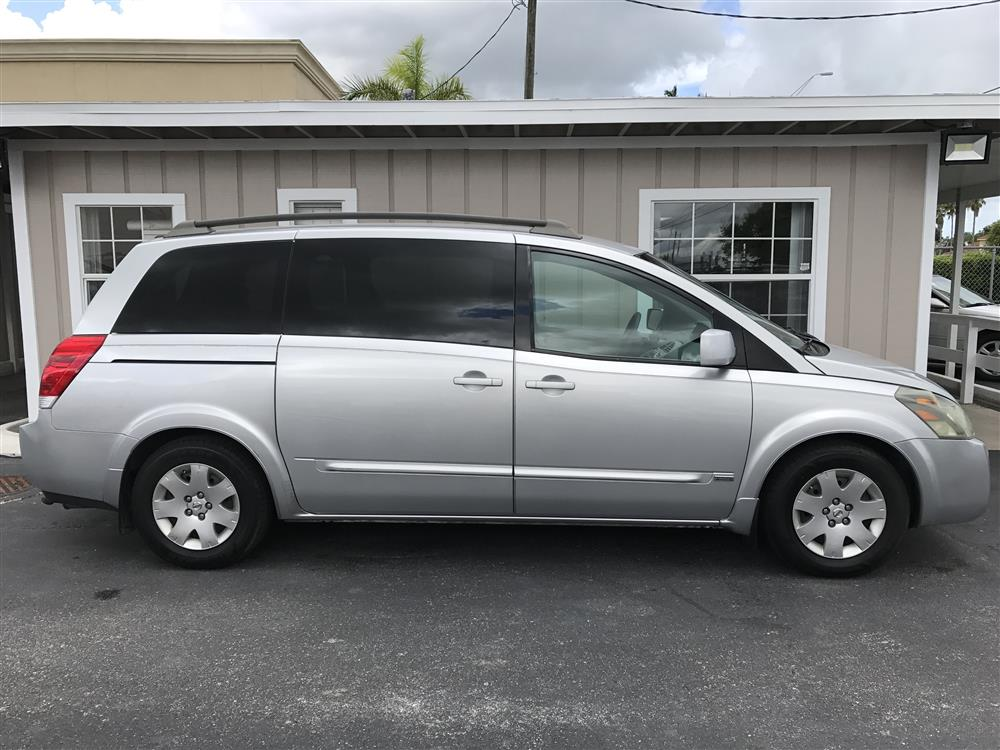 2006 Nissan Quest 3.5S Mini Van