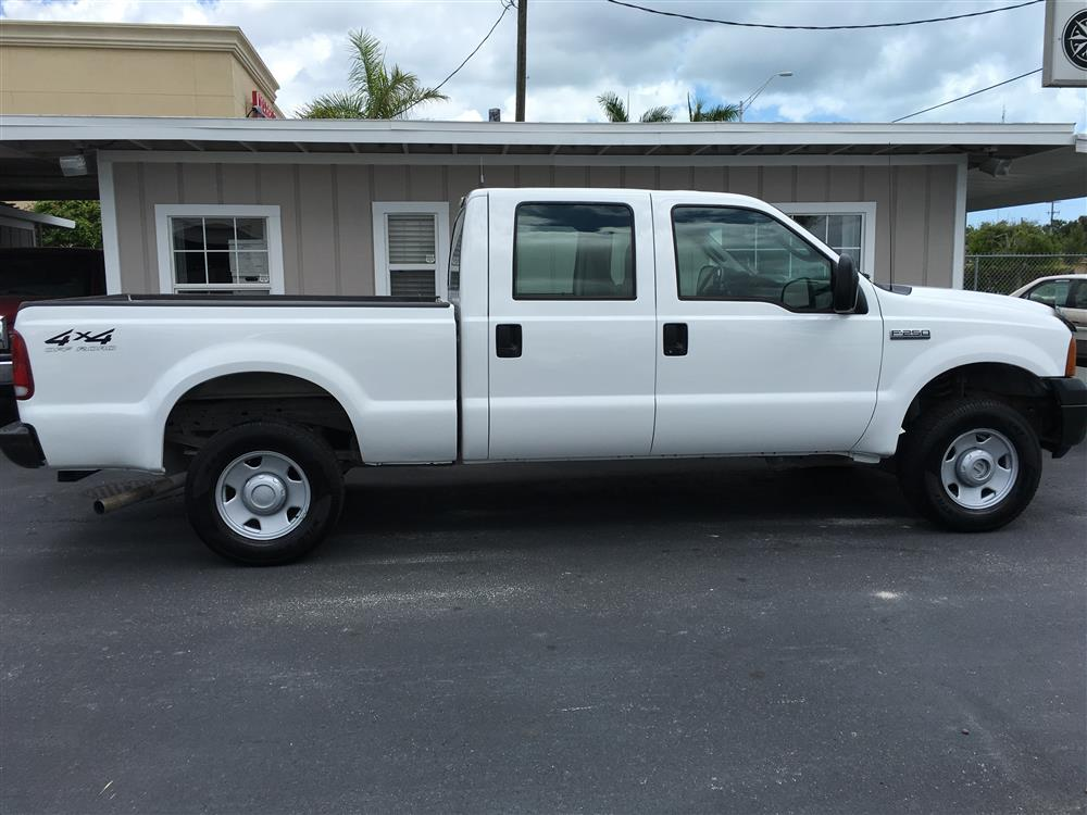 2006 Ford F-250 Super Duty 4x4