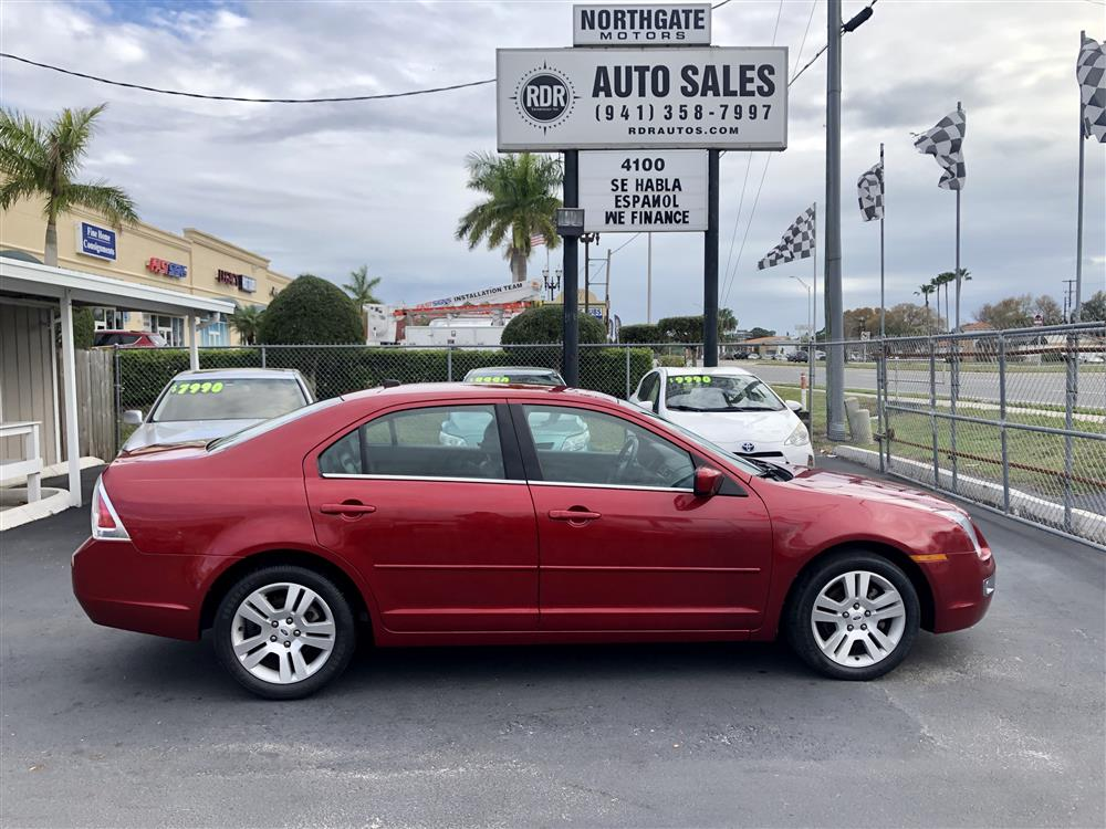 2009 Ford Fusion 90k Miles