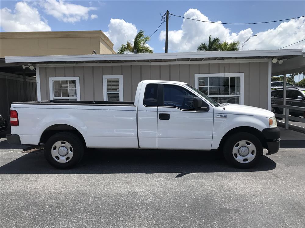 2006 Ford F150 Reg Cab Work Truck