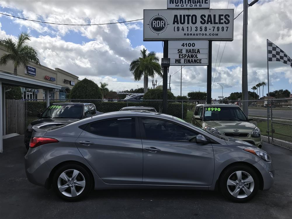 2013 Hyundai Entrant GLS 40K Miles One Owner