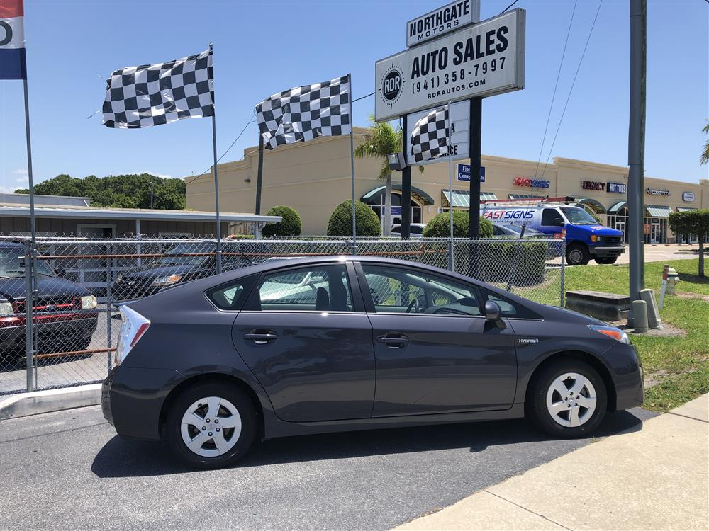2010 TOYOTA PRIUS ONE OWNER