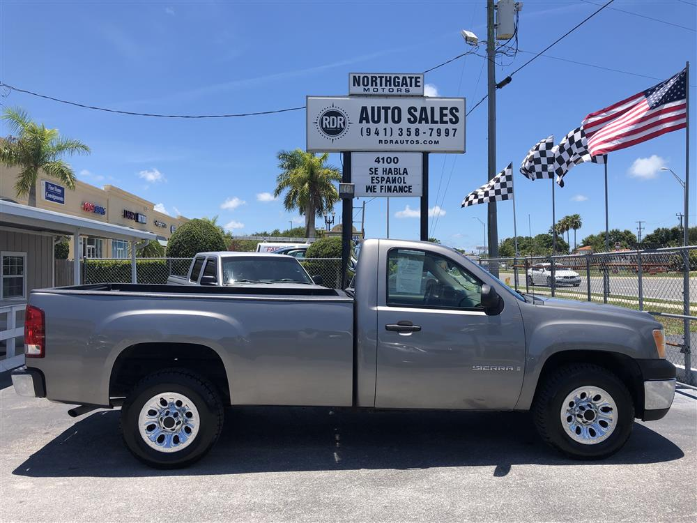 2007 GMC NEW SIERRA 1500 V6 4.3L