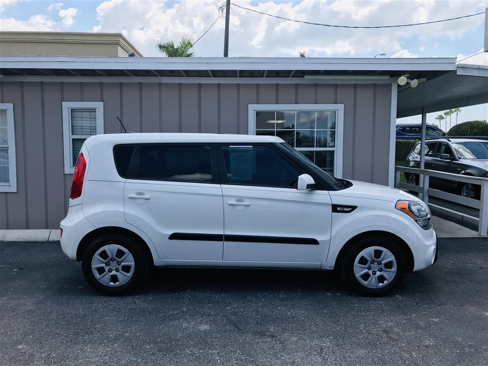 2013 Kia Soul One Owner