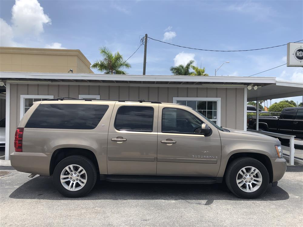 2007 Chevrolet Suburban LS Leather Seats