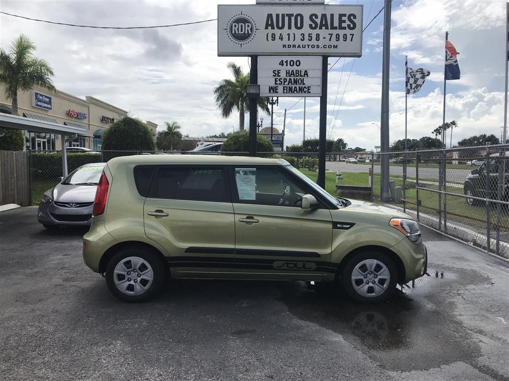 2012 Kia Soul One owner 88K Miles