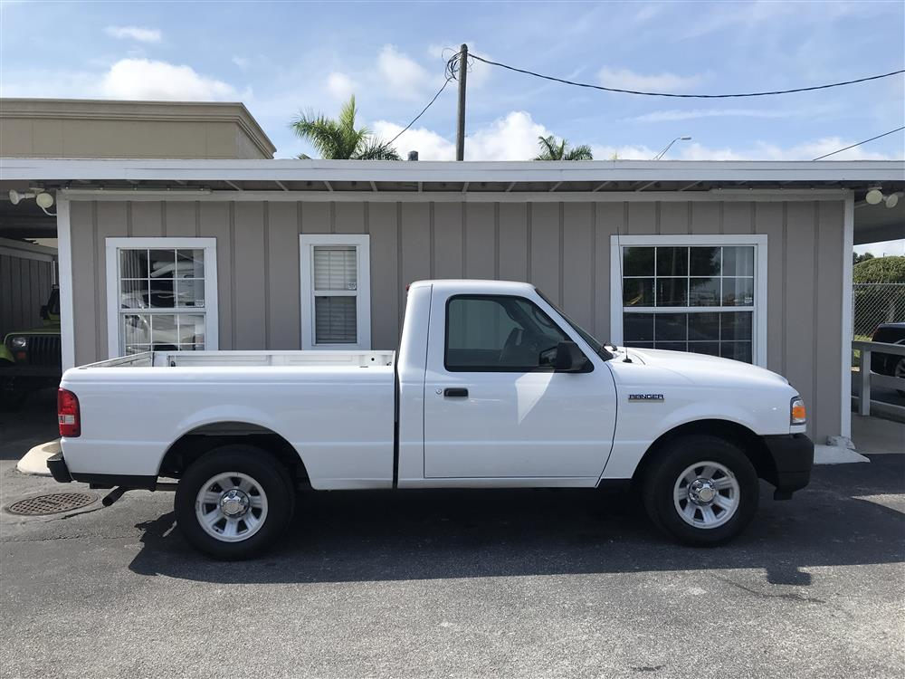 2011 FORD RANGER ONE OWNER