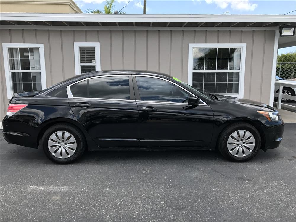 2009 Honda Accord LX
